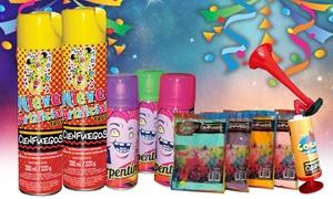 Cienfuegos SA: Desde $199 por combo Cotillón Carnaval, Fiesta o Luminoso en Cienfuegos SA.