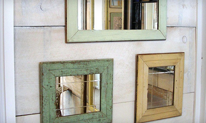 Frames...with a history - Arlington: $75 for $150 Worth of Reclaimed Frames and Home Decor at Frames...with a history