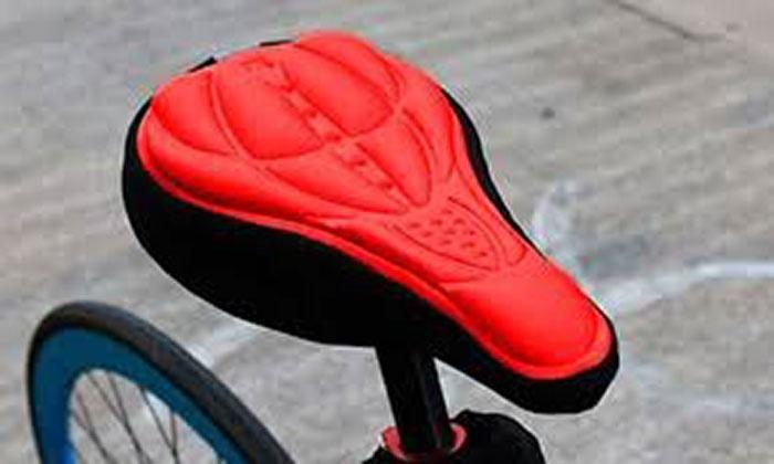 Groupon Goods Global GmbH: 3D-Gel-Fahrradsattelüberzug in der Farbe der Wahl (82% sparen*)
