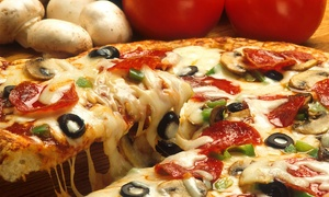 Round Table Pizza: The Groupon Pizza Special at Round Table Pizza (52% Off)