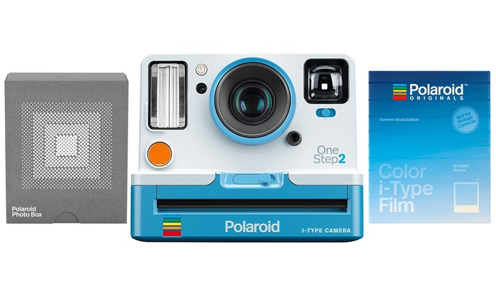 0ce346d4e1 Up To 10% Off on Polaroid Instant Film Camera   Groupon Goods