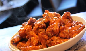 $25 or $50 Gift Card at Alondra Hot Wings (20% Off)
