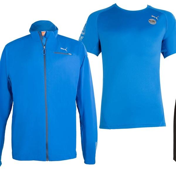 Puma PR Pure NightCat Short Sleeve | Laufshirts | Damen