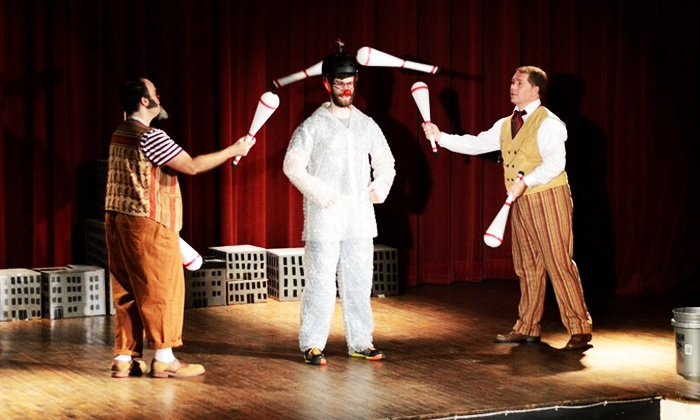 "Salmagundi! - Carrollton Plaza Arts Center: Circus Freaks Presents ""Salmagundi!"" at Carrollton Plaza Arts Center on July 10–October 9 (Up to 50% Off)"