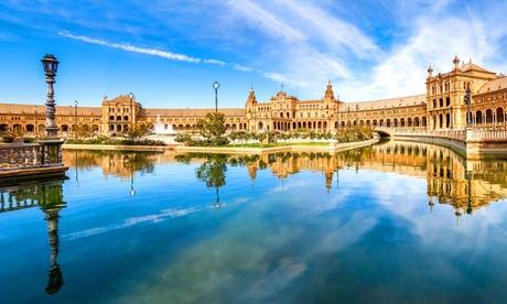 ? Madrid o Siviglia: volo da diverse città e fino a 4 notti in Hotel 4*