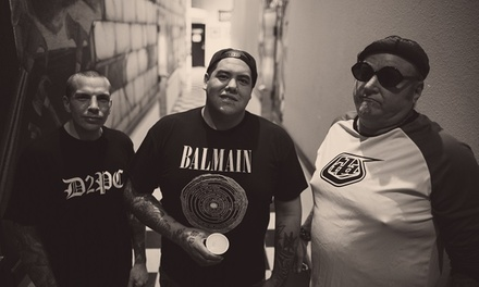 Sublime with Rome on Friday, June 28, at 7:30 p.m.