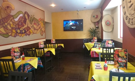 Menú degustación mexicano para 2 o 4 con entrantes, tacos, postre y bebida desde 24,99 € en Nano El Mexicano 2