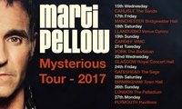 Marti Pellow: Mysterious, Price Band A Ticket, 15-27 March (Up to 36% Off)