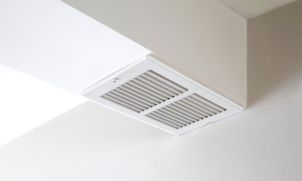 Air-Vent and Duct Cleaning with Optional Dryer-Vent from ENG Air Duct & Carpet Cleaning Services (Up to 74% Off)