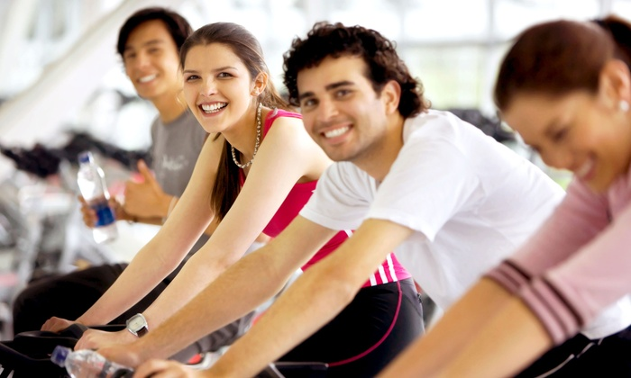 IMPACT FITNESS & CYCLING - McKeesport - White Oak: Five or Ten Spinning Classes or Ten or Twenty Yoga or Pilates Classes at IMPACT FITNESS & CYCLING (Up to 70% Off)