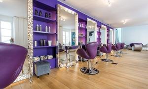 Hotel de Beauté: Shampoing, coupe et brushing, option soin complet ou balayage dès 39,90 € à l'Hôtel de Beauté