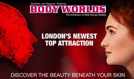 BODY WORLDS London Museum Experience, 11 September–11 October at London Pavilion