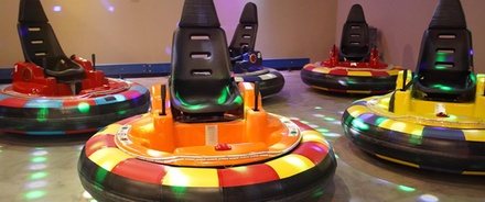 Any Two Attractions and a $10, $20, or $40 Arcade Card for One, Two, or Four at The Fun Garage (Up to 43% Off)