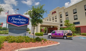Hampton Inn & Suites Tampa East: Stay at Hampton Inn & Suites Tampa East, with Dates into September