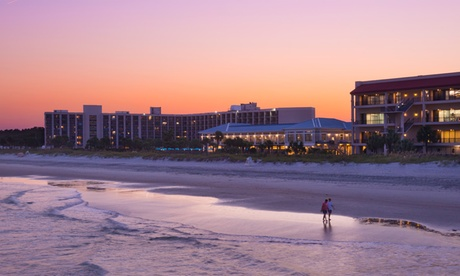 Stay at 4-Star DoubleTree Resort by Hilton Myrtle Beach Oceanfront, SC. Dates into December. (Getaways City Getaways) photo
