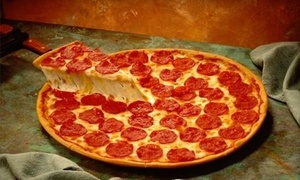 Boston Road Pizza:  Party Size Pizza with One Topping, 12 Wings, and 2-Liter Soda, or $12 for $20 at Boston Road Pizza