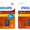 Philips Micro SDHC-Speicherkarte