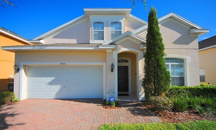 Groupon Deal: Stay at Starmark Vacation Homes in Greater Orlando, with Dates into July