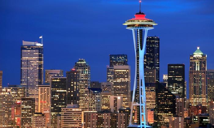 The Best Hotels Deals In Seattle