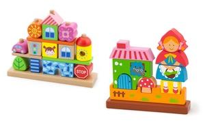 Jouets blocs pour enfants Viga
