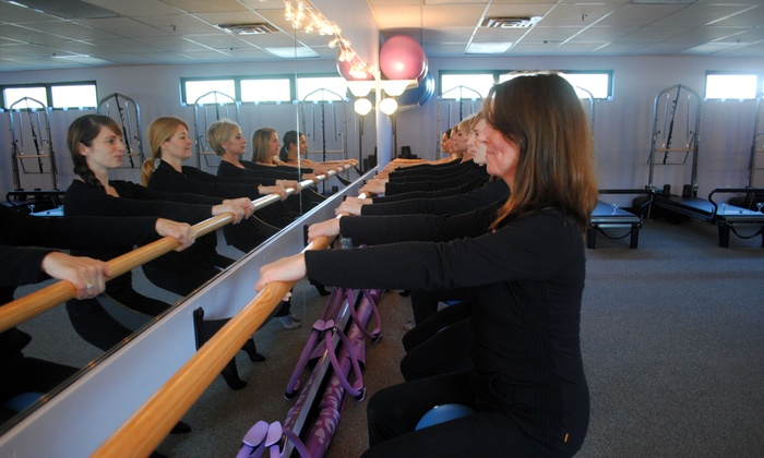 Breathe Pilates and Barre - Boston: Up to 52% Off Barre classes. at Breathe Pilates and Barre