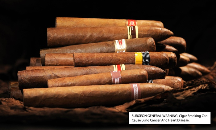Clubs of America: Cigar of the Month Club Membership for Two-, Four-, or Six-Months (Up to 33% Off)