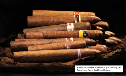 Cigar of the Month Club Membership for Two-, Four-, or Six-Months (Up to 33% Off)