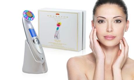 Tratamiento de rejuvenecimiento facial y corporal con radiofrecuencia Drakefor 9902