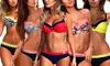 Bikini Crira con efecto push up