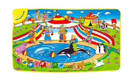 Circus Circus Musical Playmat