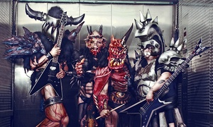GWAR Concert: GWAR on September 14 at 8 p.m.