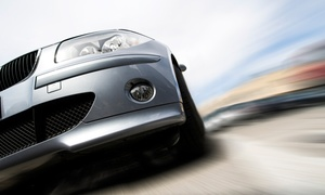 Ace Car Reconditioning: Interior Detail with Hand Wash, Headlight Restoration, or Both at Ace Car Reconditioning (Up to 59%Off)