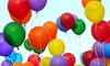 Up to 31% Off on Balloons / Helium Balloons (Retail) at The Floating Florist