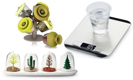 From $13.90 for Assorted Kitchen Tools & Utensils (worth up to $85.80)