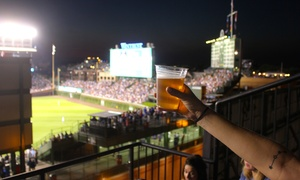 Skybox on Sheffield: Cubs Rooftop Experience with All-Inclusive Food and Drink at Skybox on Sheffield (June 17–July 31)