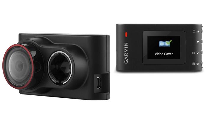 Garmin Dash Cam 30 Standalone HD Driving Recorder