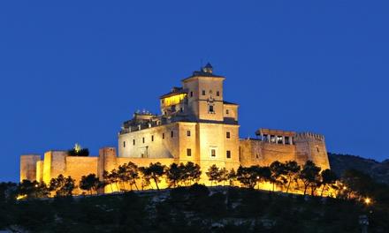 Murcia: 1 o 2 noches para 2 con desayuno, detalle y opción a media o pensión completa en Hotel Argos