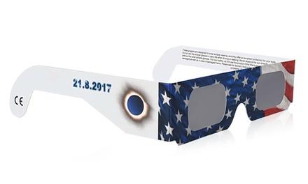 Zuzo Solar Eclipse Glasses for Direct Sun Viewing