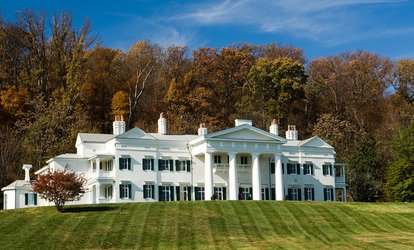 Historic Mansion and Carriage Museum Tour for Two or Four at Morven Park (Up to 48% Off)