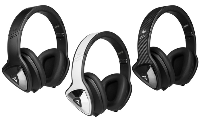 Monster DNA Pro 2.0 Over-Ear Headphones with 3-Button ControlTalk