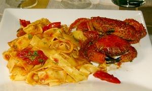 Trattoria Al Corso: Menu con pesce pregiato in centro a Conegliano per 2 o 4 persone da Trattoria Al Corso (sconto fino a 67%)