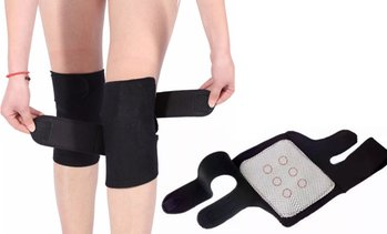 Self-Heating Knee Support Pad