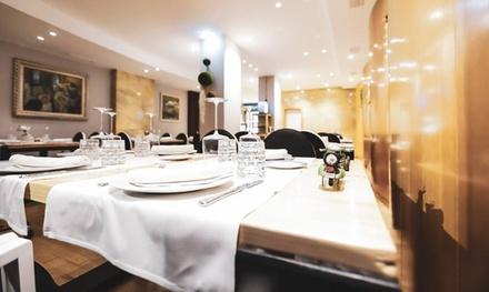 Menú degustación de 7 platos para 2 personas con botella de vino por 44,95 € en Viggó