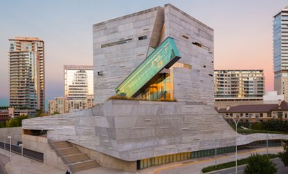Admission to the Perot Museum of Nature and Science