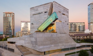 Admission to the Perot Museum of Nature and Science at Perot Museum of Nature and Science, plus 6.0% Cash Back from Ebates.