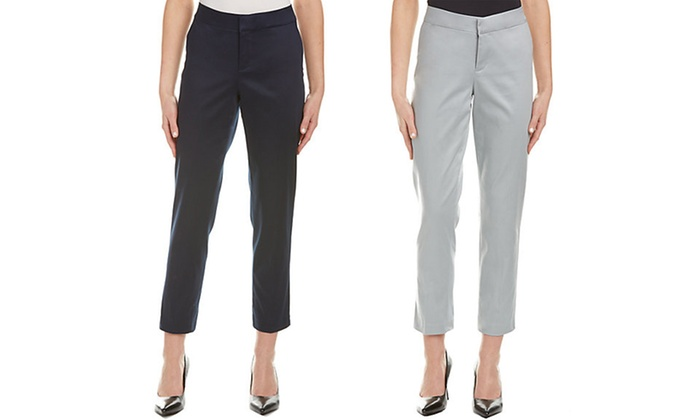 NYDJ Not Your Daughter's Jeans Corynna Skinny Ankle Trouser Pants