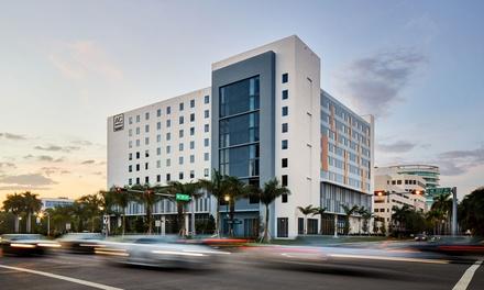 Stay at AC Hotel Miami Aventura, FL