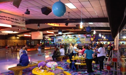 Open Roller Skating for One or Two with Skate Rental and Gaming Tokens at Roller Cave (Up to 33% Off)