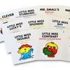 Little Miss & Mr. Men 12-Book Set