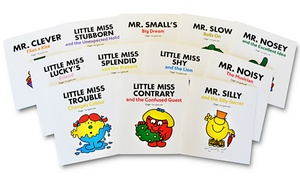 Little Miss & Mr. Men 12-Book Set